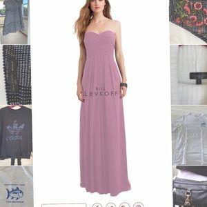 Bill Levkoff Bridesmaid Dress style 1121 wisteria